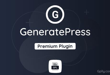 GeneratePress Premium GPL Download