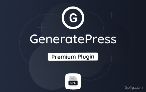 GeneratePress Premium GPL Download