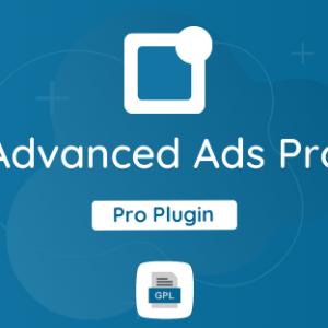 Advanced Ads Pro GPL Plugin Download