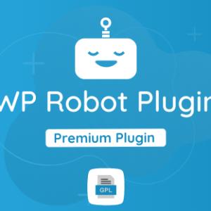 WP Robot GPL Plugin Download
