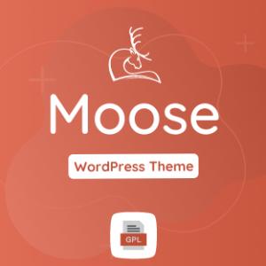 Moose GPL Theme Download