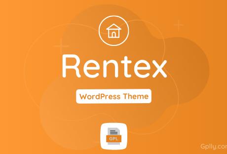 Rentex GPL Theme Download