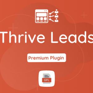 Thrive Leads GPL Plugin Download (1)