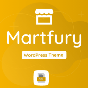 Martfury GPL Theme Download
