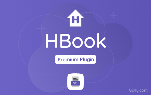 HBook GPL Plugin Download