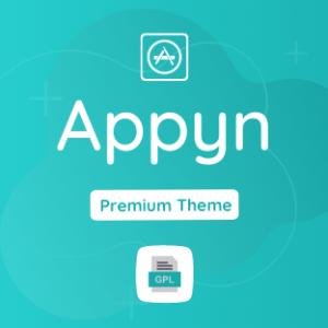 Appyn GPL Theme Download