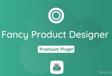 Fancy Product Designer GPL Plugin Download