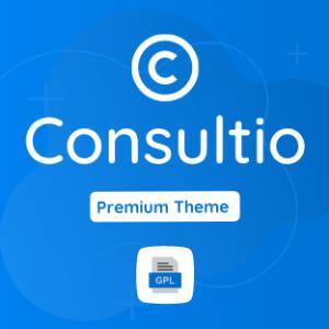 Consultio GPL Theme Download