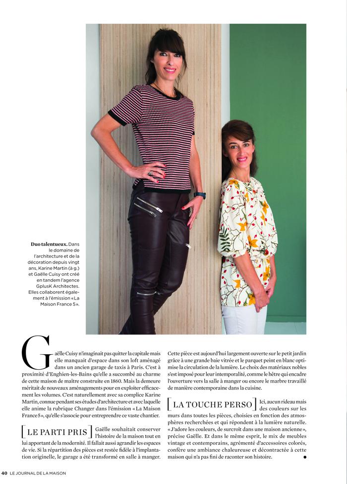 La Maison France 5 Karine Et Gaelle : maison, france, karine, gaelle, Maison, GplusK