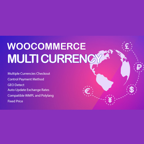 WooCommerce Multi Currency – Currency Switcher 2.1.10.2