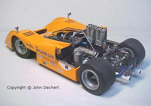 GPMA 120 McLaren M8D Can Am By John Dechert