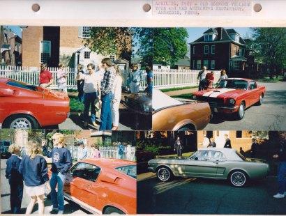 April 26, 1987: Old Economy Village Tour & Mad Anthony's Restaurant, Ambridge PA