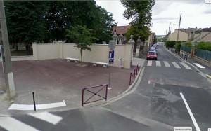 Rue de la Forge.