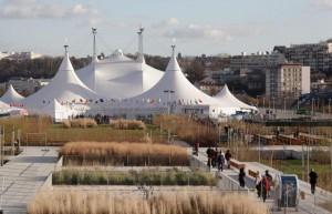 Le cirque de Madonna Bouglione