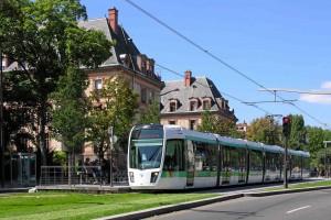 Tramway T3, cité U, besopha