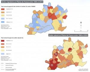 Atlas Plaine de France-dynamiques de peuplement