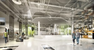 ESPCI projet Hall d'entrée