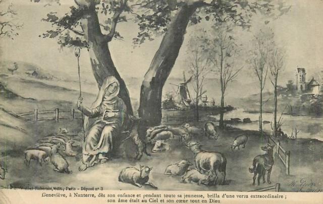 Genevieve à Nanterre