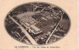 """Usine """"le Carbone"""""""
