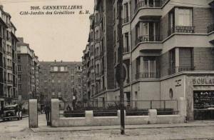 Cité jardin des Grésillons