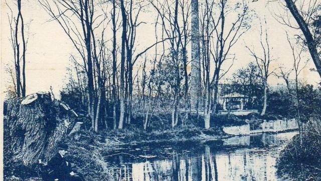 Le Mortbras au Moulin d'Amboile, sur le commune de Sucy-en-brie