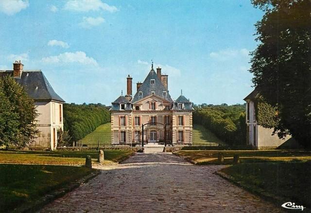 Le château d'Ormesson