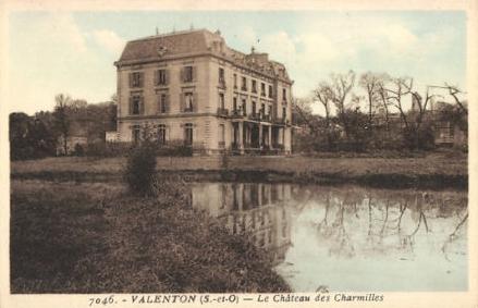 Château des Charmilles