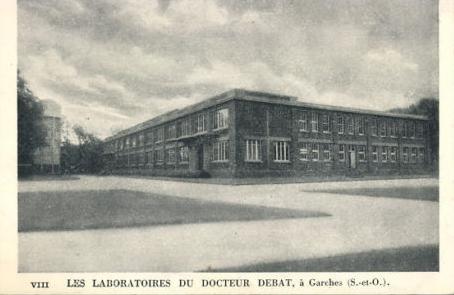 Garches-Les-Laboratoires-du-Docteur-Debat
