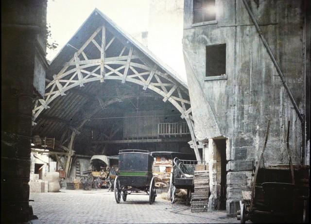 Auberge du Compas d 'or en 1914