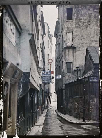 Rue de Venise - Impasse de la Baudroire