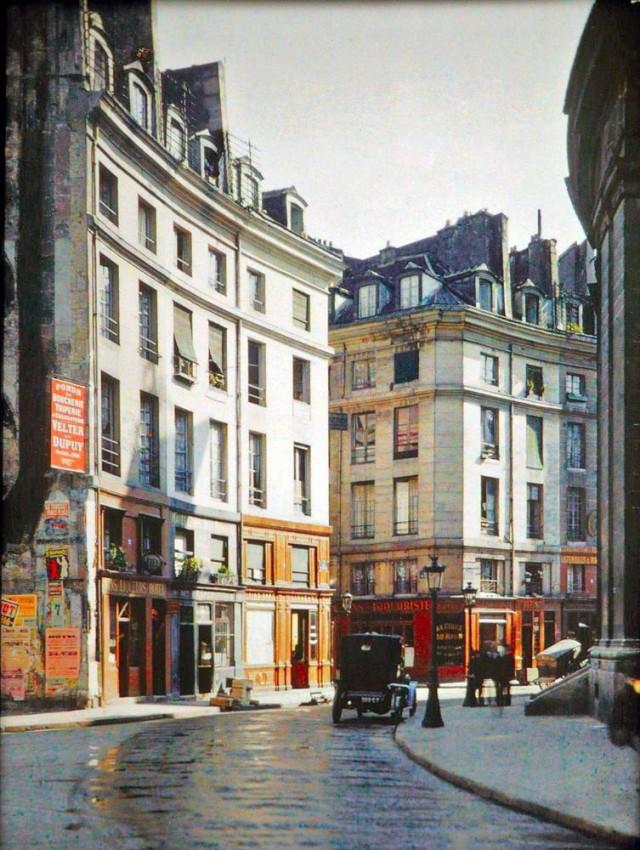 Rue de Viarmes