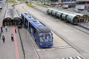 Linha Verde BRT Curitiba, Est Marechal Floriano