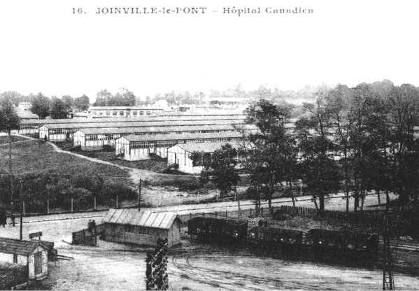 Hôpital militaire canadien