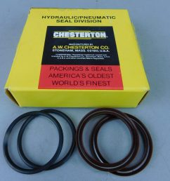 chesterton hydraulic seal kit for parker hannifin hydroline pneumatic and hydraulic cylinders c 069132 box of 4  [ 3264 x 2448 Pixel ]