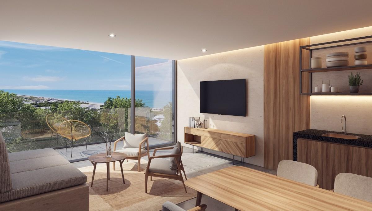 IMAGEN DEPARTAMENTO 90 m2 - Kaab south beach