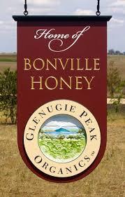 Glenugie Peak Organics - Home of Bonville Honey Logo