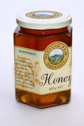 GPO Rainforest Honey 400g