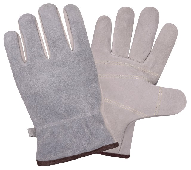 leather mining gloves g