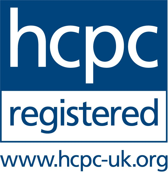 hcpc registered uk therapist based in Market Harborough and online