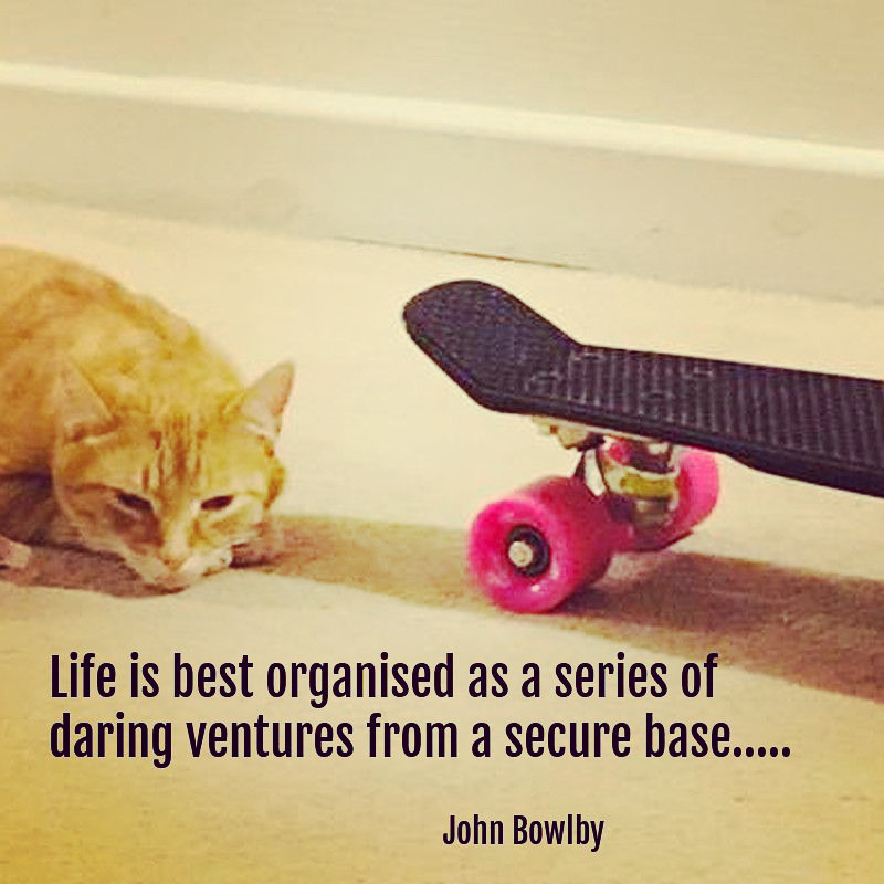 therpy quote john bowlby life and ventures