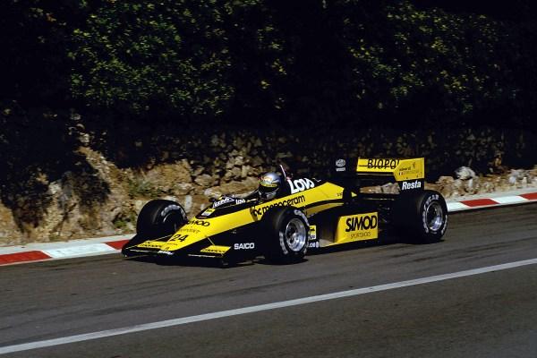 AlessandroNannini1987Minardi