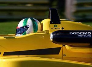 Di Grassi racing for Avellone in F3 Sudamericana. He finished 2nd in the championship.