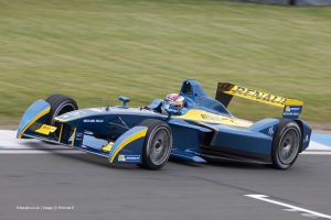 Buemi was super-quick in Formula E testing. Could he be a title challenger? (F1 Fanatic)