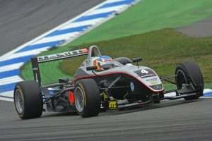 Manor Motorsport had plenty of junior pedigree before their move to F1. This is James Jakes driving for them in F3 in 2007.