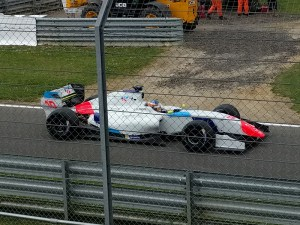 Former GP3 driver Nelson Mason (Teo Martín Motorsport) was a late addition to the World Series grid.