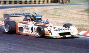 In 1978, Guerra also competed in a season-ending race in his native Buenos Aires. He finished seventh.