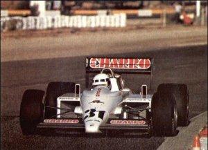 JH21 1986 - Didier Pironi (F1 Paul Ricard test) 1