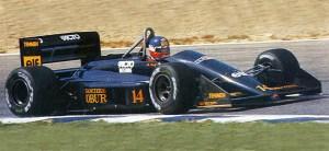 JH23 1988 - Philippe Streiff (F1 Jerez)