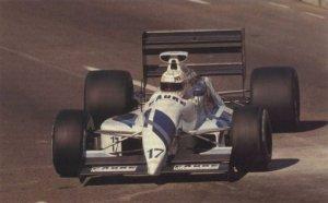 JH25B 1991 - Gabriele Tarquini (F1 Phoenix)