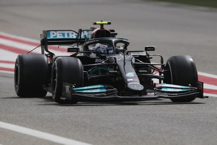 Mercedes-Benz F1 W12